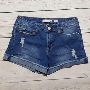 YMI size 11 shorts